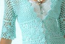 Tops, Skirts & Dresses / Knitting and Crochet clothes / by Iliana Fernández