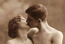 Vintage sensuality
