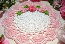 Crochet Doilies and Motifs