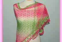 mis trabajos en crochet