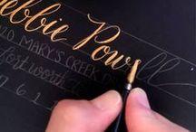 typography :: Tipografía / Inspiración de tipografías
