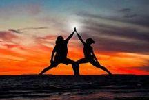 Partner yoga, yoga en pareja