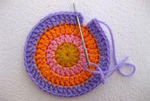 técnicas de crochet