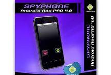 Odposlech mobilu a monitoring PC / Špionážní technika: programy pro odposlech / lokalizace mobilu a monitoring PC: keyloggery a spyloggery