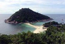 Thailand / Reisebilder und Berichte aus Thailand