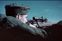 Snipers - Mesterlövészek / Snipers in the second world war