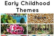 Early Years Lesson Plans