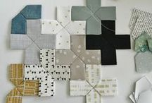 Quilts Paper Piecing other shapes