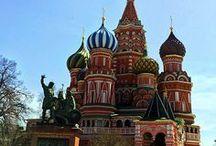 Russland - Russia / Reisebilder und Berichte aus Russland