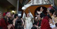Papież w Gruzji i Azerbejdżanie / Papież Franciszek w dniach 30 września - 2 października odbywa wizytę apostolską w Gruzji, gdzie odwiedzi Tbilisi i Mcchetę. Przed powrotem do Rzymu, 2 października, na kilka godzin poleci do stolicy Azerbejdżanu - Baku. Będzie to 16. podróż zagraniczna w czasie pontyfikatu Franciszka.