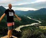 Laos / Reisebilder und Berichte aus Laos