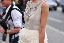 TRENDS Style FASHION / #street style #trends to follow #fashion inspiration