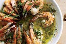 Seafood ! / by Martha Spann