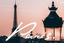 La vie en Paris  / One of the most beautiful cities in the world. // Don't forget to check out my blog www.stylebydeb.com //