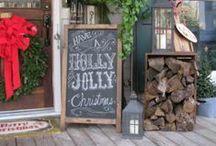 Holiday Porch