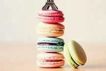 ❤ Macarons ❤ / Obsessed with macarons? You came to the right place.. // Don't forget to check out my blog www.stylebydeb.com // / by Style By Deb