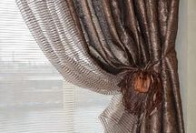 window treatments / by Connie Dill