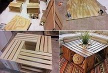 Pallets and Crates