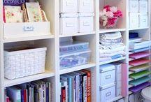 { organizing } / Organizing Tips, Tricks, Inspirations