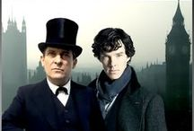 Sherlocked / by Queen Crystal