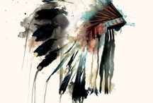 •Native Art•