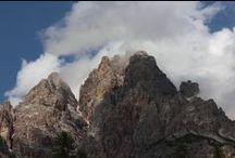 Cortina d'Ampezzo / Cortina d'Ampezzo il territorio ed i suoi edifici