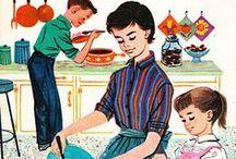 Vintage Cooking