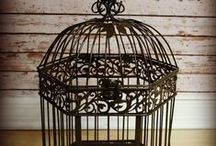 ♥antique birdcage♥ / WELCOME