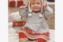 { Christmas Baby } / Christmas Card Ready Baby  ~ Special Holiday Infant Apparel ~ #baby #Christmas