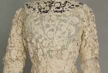 ♥antique lace and crochet blouse&jacket♥ / WELCOME