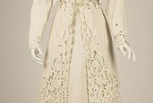 ♥antique lace and crochet  dress&coat♥ / WELCOME