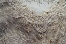 ♥antique embroidered♥ / WELCOME