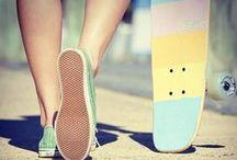 Surf & Skate.