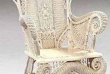 ♥antique chair♥ / WELCOME