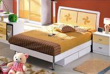 CHAMBRES / La chambre doit être un endroit agréable à vivre que ce soit pour l'enfant ou l' adulte.