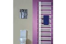 CHAUFFAGES / Azura Home Design a sélectionné des radiateurs eau chaude et radiateurs électriques.