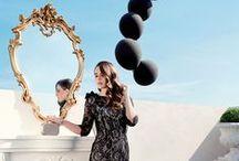 """Collection 2015 / Collezione 2015  Ritorna, splendida come non mai, la proposta """"curvy"""" di Bianca Brandi, dalle linee morbide e fini.   Che sia con un tailleur, con un fascinoso abito sirena o una morbida blusa in georgette, la donna """"my size"""" sa valorizzare le proprie curve senza rinunciare ad essere sexy ed elegante."""