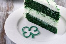 St. Patrick's  / The best treats, drinks, DIYs and party ideas for St Patrick's Day! // Don't forget to check out my blog www.stylebydeb.com //