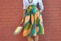 Skirts for Curvy Women / A collection of the most beautiful skirts, good at curvy women! #curvy #fashioncurvy #fashion #skirts #plussize #women