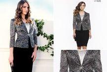 Curvy Outfit / Una collezione di #outfit che stanno bene a tutte le #taglie! Bianca Brandi #MySize per donne #curvy