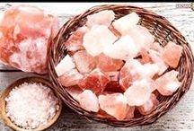 Гималайская соль - живой воздух / Сауны и помещения из гималайской соли дают своим посетителям возможность дышать чистейшим воздухом, насыщенным натрием и барием.