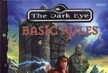 The Dark Eye TDE Book Covers / DISCLAIMER This is not our art. Pins are provided to help gamers discover new (and old) RPG titles and to educate roleplaying game authors as to common book cover design elements. ~ If your pin has been pinned by us and you'd like it removed or revised, please contact us by putting a comment on that pin.