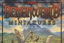 Demonworld Book Covers / DISCLAIMER This is not our art. Pins are provided to help gamers discover new (and old) RPG titles and to educate roleplaying game authors as to common book cover design elements. ~ If your pin has been pinned by us and you'd like it removed or revised, please contact us by putting a comment on that pin.