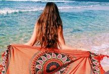 Island Life / Dive into clear waters and discover the life of an island girl.