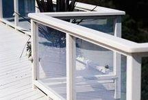 Rampes vitrées - Glass Railings