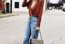 Best Female Looks / Eine Sammlung der schönsten Street Styles für Frauen.