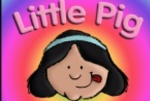 "Little Pig (น้อยหมู) / A charming series dedicated to my beautiful Thai step-daughter ""Kaem""."