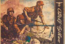 propaganda III Reich / by Wolf Waffen
