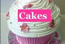 Cakes:) / by Deepa Thomas