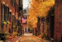 Voyage Boston, Cambridge, Newport / Le berceau des États-Unis